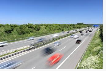 Autobahn nach Warschau über Berlin