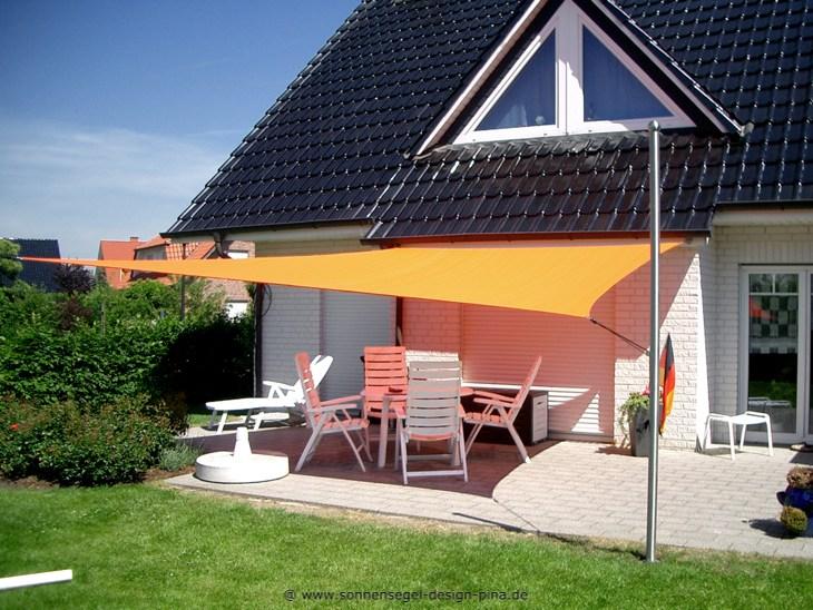 drensteinfurt 4 sonnensegel terrasse pina design. Black Bedroom Furniture Sets. Home Design Ideas