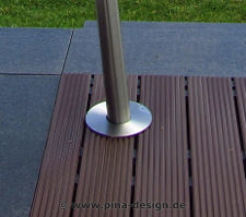 Sonnensegel Aufrollbar Der Exklusive Sonnenschutz Pina Design