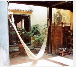 Paravent in Vietnam