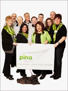 Ihr Pina Team  aus Ahlen in Westfalen.