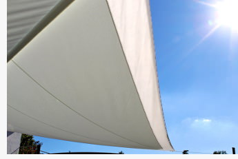 Sunsilk Nano für das Sonnensegel automatisch mit bester Lichdurchlässigkeit