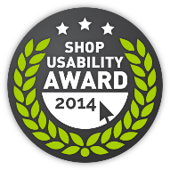 Shop Usability Award 2014 - Sonnensegel-pina.de