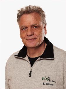 Siegfried Bühner von der Pina GmbH