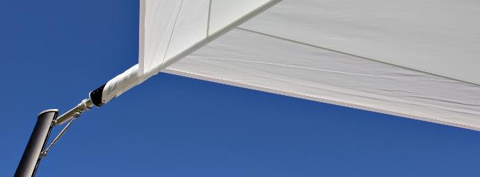 Qualitäts Sonnensegel Anlage