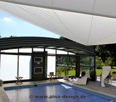 Sonnensegel von Pina Design® - Sonne stilvoll genießen