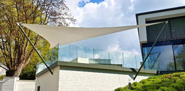 sonnensegel interesting sonnensegel with sonnensegel. Black Bedroom Furniture Sets. Home Design Ideas