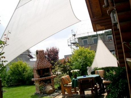 sonnensegel feststehend massgefertigt h henverstellbar. Black Bedroom Furniture Sets. Home Design Ideas