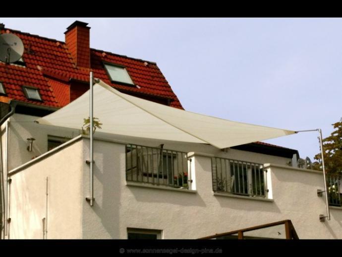 Häufig Sonnensegel für den Balkon in Premium Qualität | Pina Design® LY48