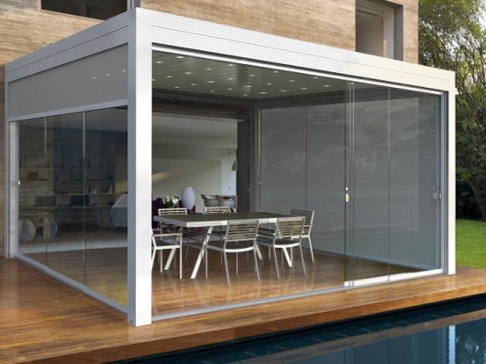 sonnensegel pool luxus sonnenschutz pina design. Black Bedroom Furniture Sets. Home Design Ideas