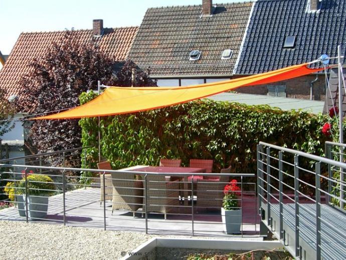 Sonnensegel Dachterrasse Exklusiver Sonnenschutz Pina Design