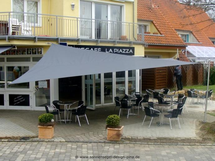 Borgholzhausen – Sonnensegel Eiscafe
