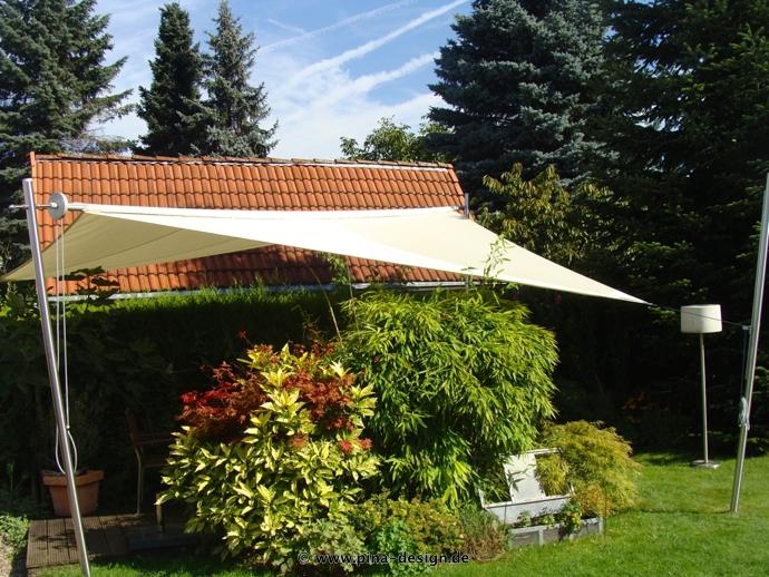 Sonnensegel Düsseldorf sonnensegel terrasse sonne stilvoll genießen pina design