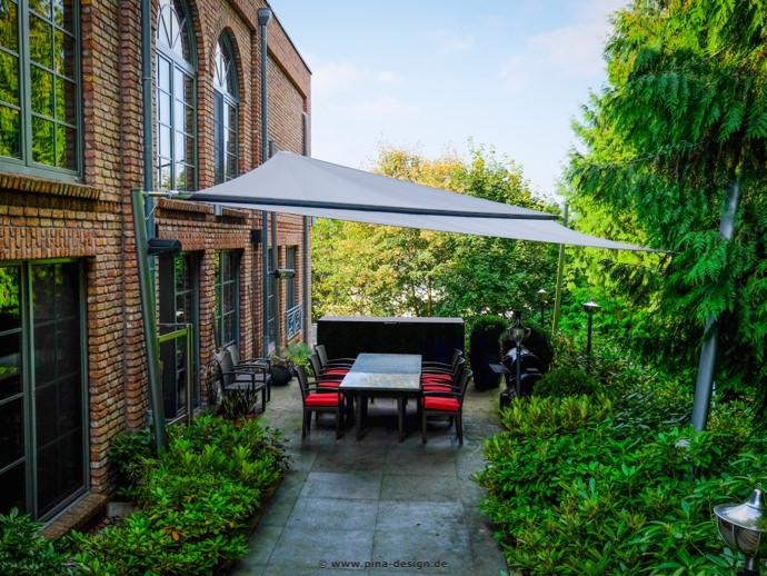 Sonnensegel Terrasse Sonne Stilvoll Geniessen Pina Design