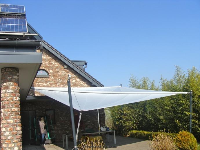 Sonnensegel Terrasse - Sonne stilvoll genießen | Pina Design®