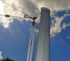 Pylon Maritimo (Aluminium)