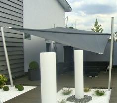 Sonnensegel Terrasse - elegantes Wohlfühlerlebnis  von Pina Design®