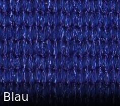 Tentmesh Blau Farbton