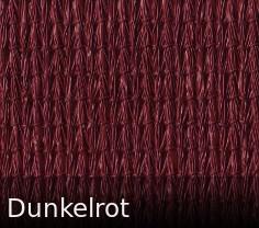 Tentmesh Dunkelrot Farbton