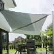 Warendorf Hoetmar  – Sonnensegel Terrasse