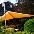 Bestwig/ Olsberg – Sonnensegel über Hotelterrasse