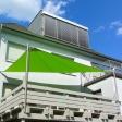 Hagen - Sonnensegel auf Balkon/ Dachterrasse
