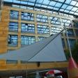 Hagen Sparkasse - 1. Sonnensegel als reiner Sonnenschutz