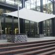 Sonnensegel feststehend in Köln als Mietsegel bei RTL