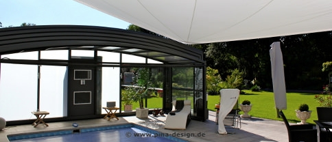 Sonnensegel Pool von Pina Design®