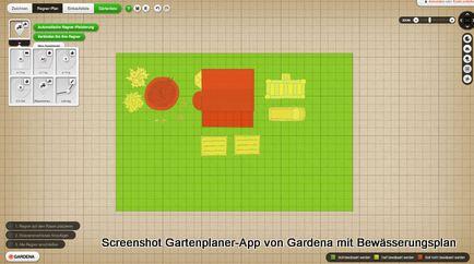 Gartenplanung tipps tools und viele informationen - Gartenplaner gardena ...