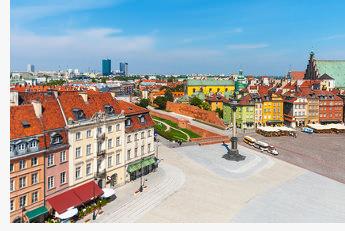 Warschau ist die Hauptstadt und die größte Stadt Polens.